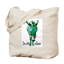 EASTER DONKEY Tote Bag