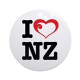 New zealand Ornaments