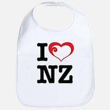 I love NZ Bib