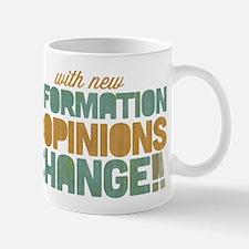 Grunge Opinions Change Mug