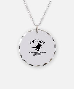 I've got Vovinam Viet Vo Dao skills Necklace