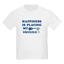 Ukulele Vector Designs T-Shirt