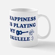 Ukulele Vector Designs Mug