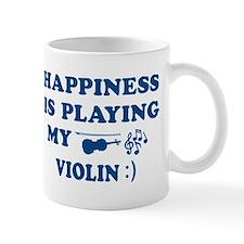 Violin Vector Designs Mug