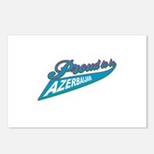 Proud to be Azerbaijani Postcards (Package of 8)