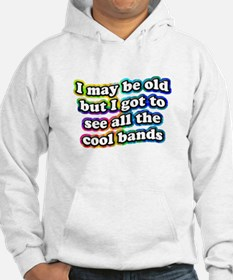 All The Cool Bands Hoodie