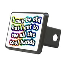 All The Cool Bands Hitch Cover