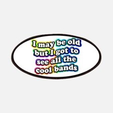 All The Cool Bands Patches