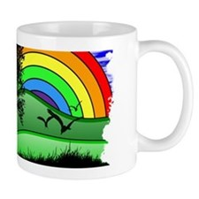 Earth Day Small Mug