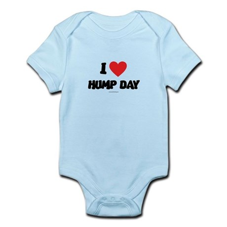 I Love Hump Day - LDS Clothing - LDS T-Shirts Body
