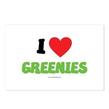 I Love Greenies - LDS Clothing - LDS T-Shirts Post