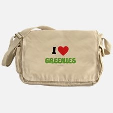 I Love Greenies - LDS Clothing - LDS T-Shirts Mess