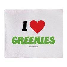 I Love Greenies - LDS Clothing - LDS T-Shirts Thro