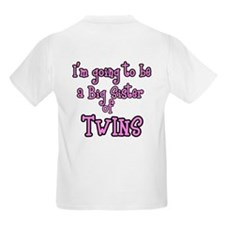 I have a secret- Big sister Kids T-Shirt