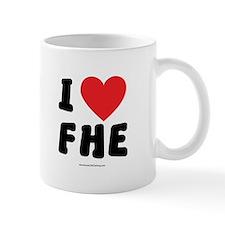 I Love FHE - LDS Clothing - LDS T-Shirts Mug