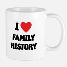 I Love Family History - LDS Clothing - LDS T-Shirt