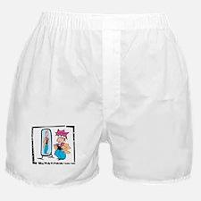 Resolved! Boxer Shorts