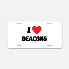 I Love Deacons - LDS Clothing - LDS T-Shirts Alumi