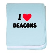 I Love Deacons - LDS Clothing - LDS T-Shirts baby