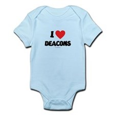 I Love Deacons - LDS Clothing - LDS T-Shirts Body