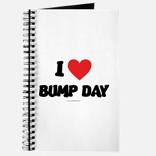 I Love Bump Day - LDS Clothing - LDS T-Shirts Jour