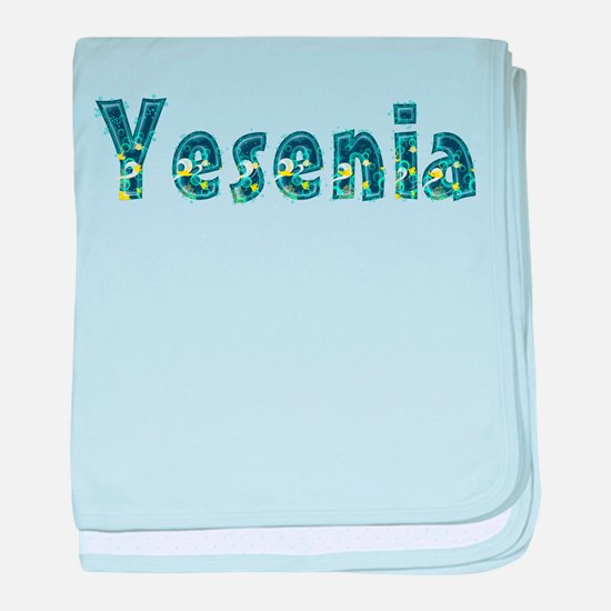 Yesenia Under Sea baby blanket