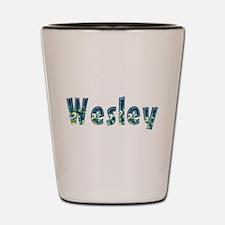 Wesley Under Sea Shot Glass