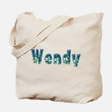 Wendy Under Sea Tote Bag
