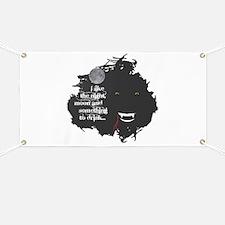 Vampire likes night Banner