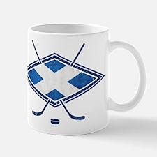 Scottish Ice Hockey Flag Mug