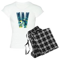 W Under Sea Pajamas