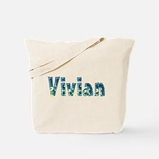 Vivian Under Sea Tote Bag