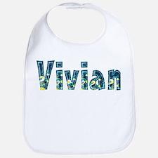 Vivian Under Sea Bib