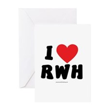 I Love RWH - LDS Clothing - LDS T-Shirts Greeting