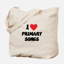 I Love Primary Songs - LDS Clothing - LDS T-Shirts