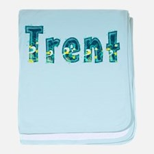 Trent Under Sea baby blanket