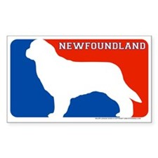 """Newfoundland"" MLD Rectangle Decal"