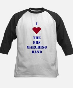 I Heart The EHS Marching Band Tee