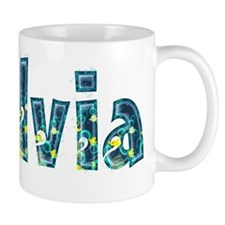 Sylvia Under Sea Mug