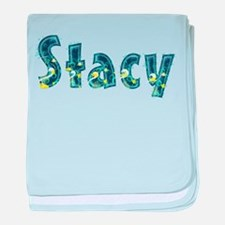 Stacy Under Sea baby blanket