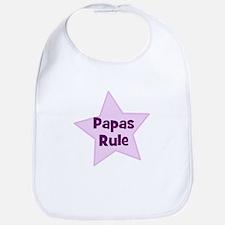 Papas Rule Bib