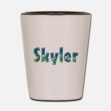 Skyler Under Sea Shot Glass