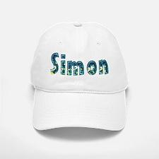 Simon Under Sea Baseball Baseball Baseball Cap