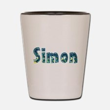 Simon Under Sea Shot Glass