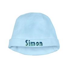 Simon Under Sea baby hat