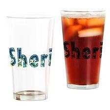 Sheri Under Sea Drinking Glass
