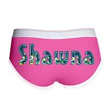 Shawna Under Sea Women's Boy Brief