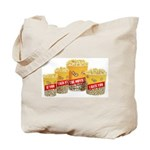 Movie Popcorn Tote Bag