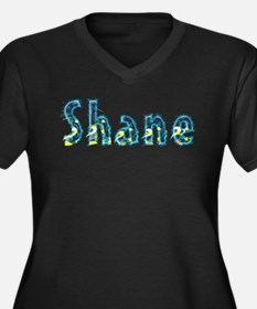 Shane Under Sea Plus Size T-Shirt
