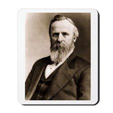Rutherford B. Hayes Mousepad
